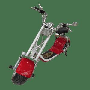 Citycoco Chopper Rojo 60V30ah