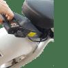La batería removible más práctica para el alquiler