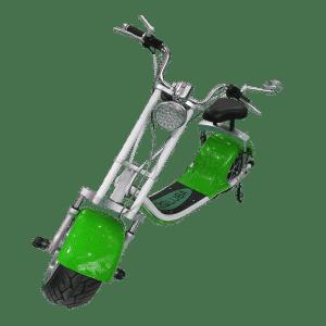 Citycoco Harley Verde