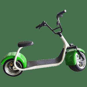 Citycoco Sport Verde