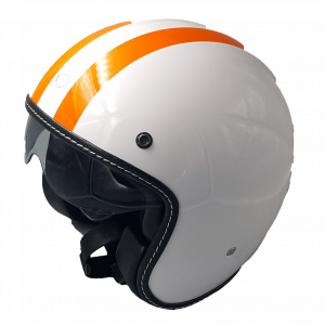 Casco Citycoco XL Blanco